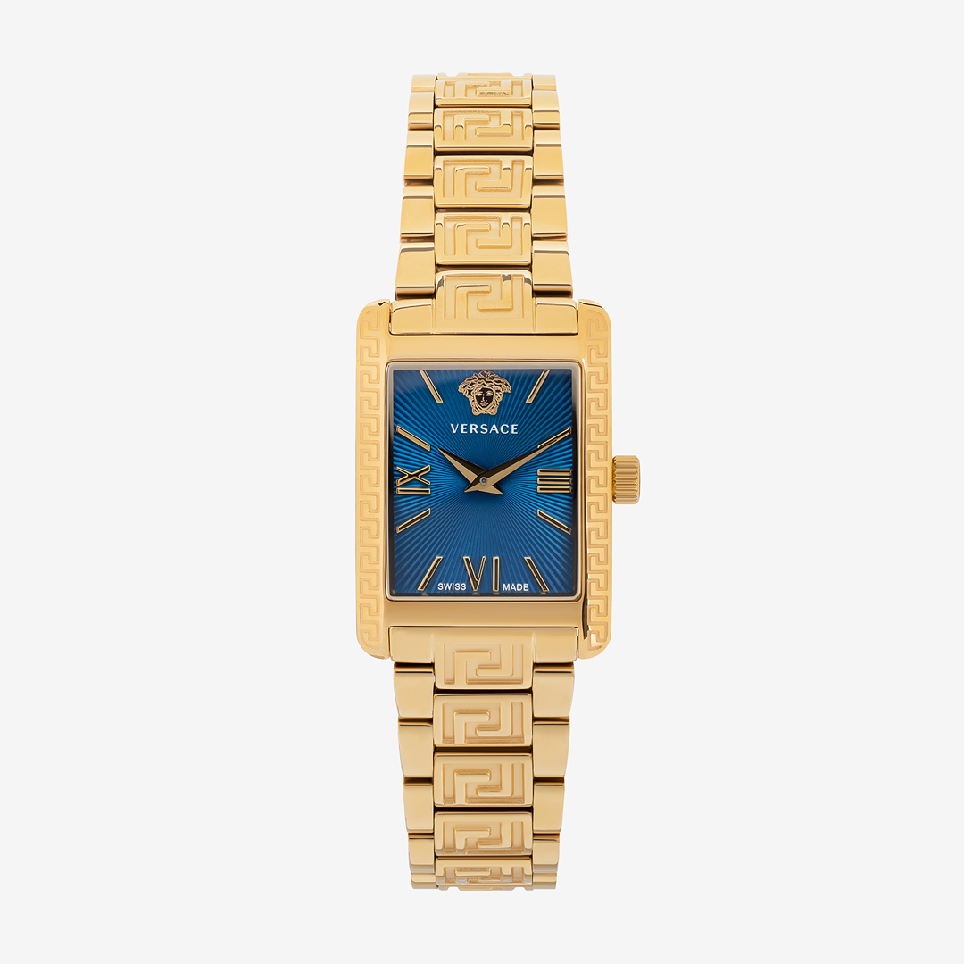 Versace watch gold photography reflective
