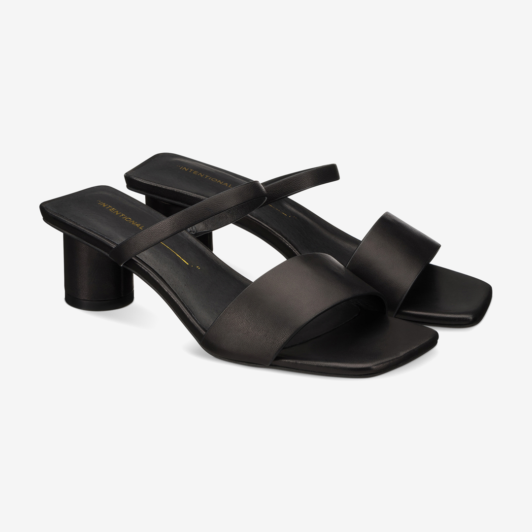 Intentionallyblank summer heel