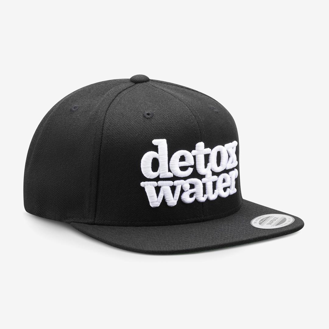 Premium Detoxwater Snapback