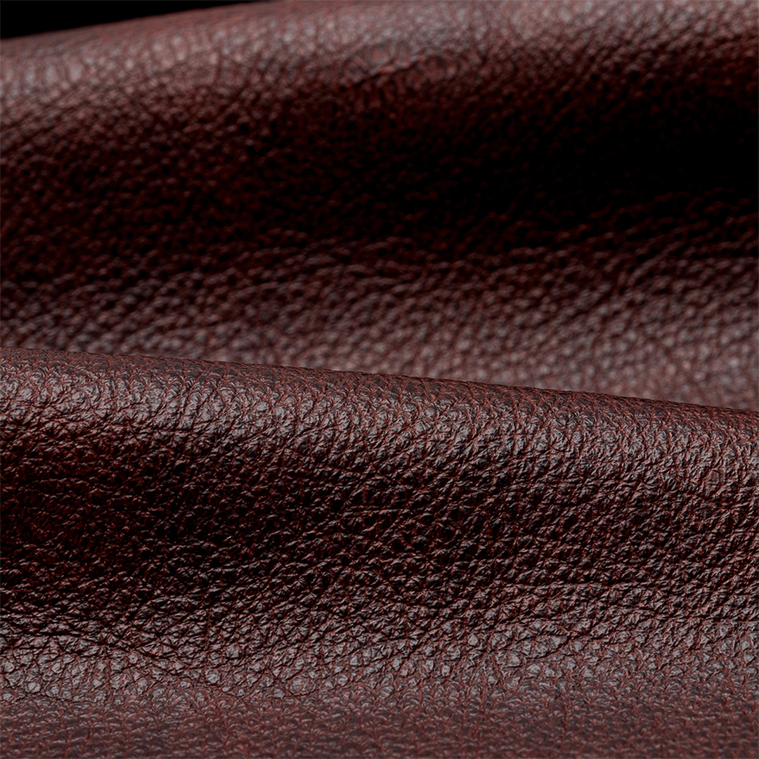 Leather close up