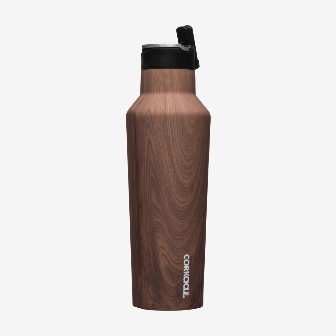 Corkcicle wood tumbler