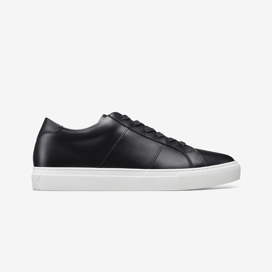 Greats The Royale Black sneakers