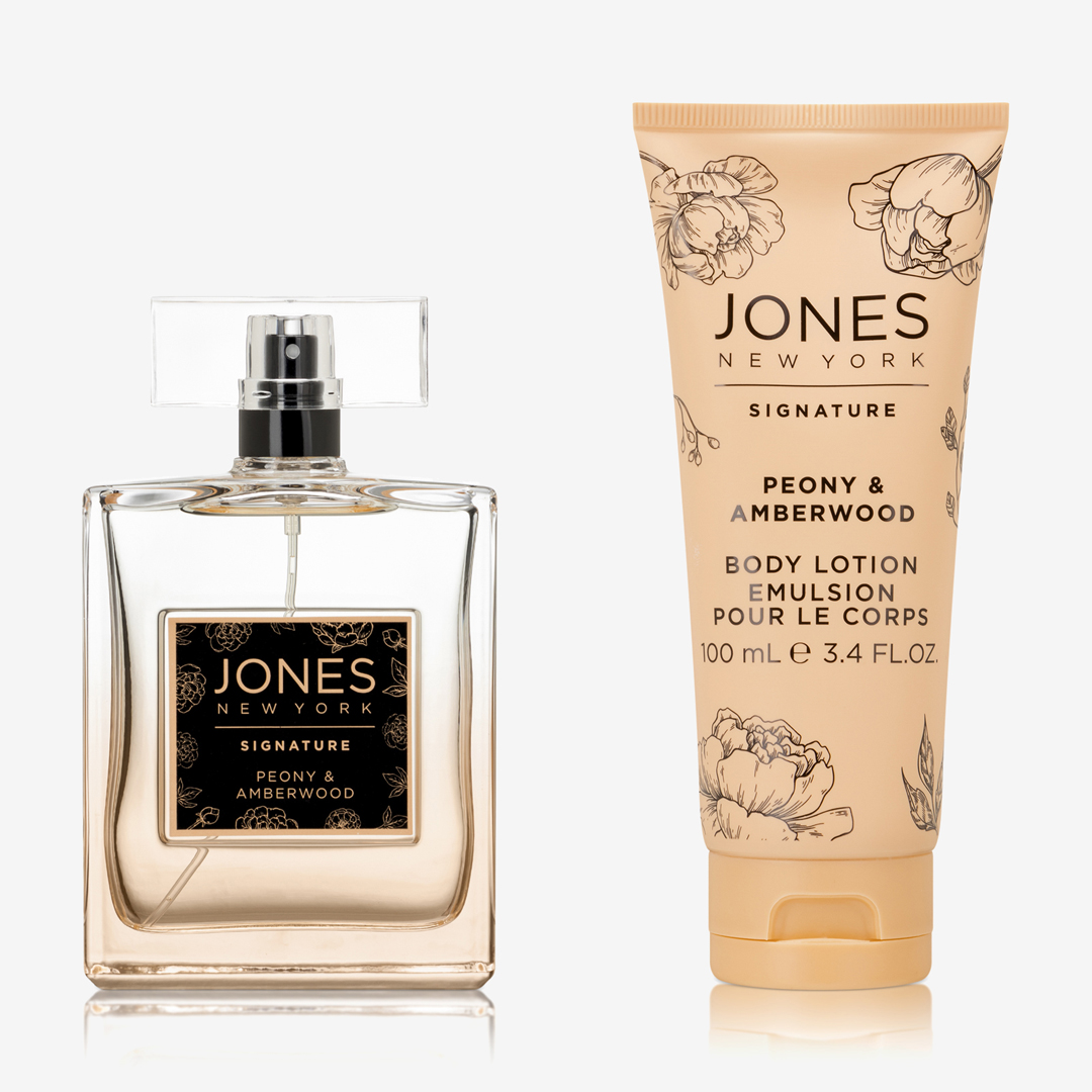 Jones New York perfume and lotion