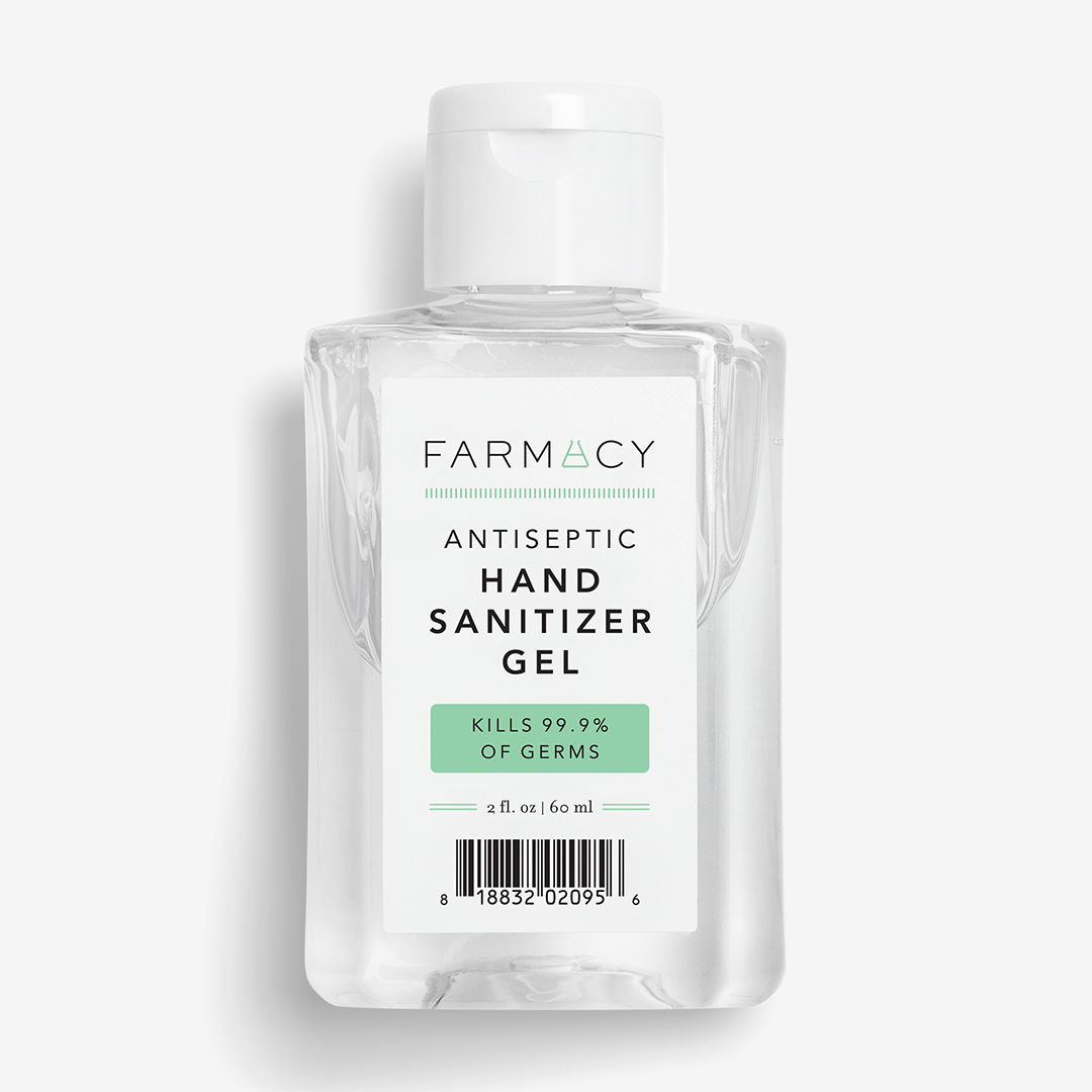 Farmacy beauty hand sanitizer gel