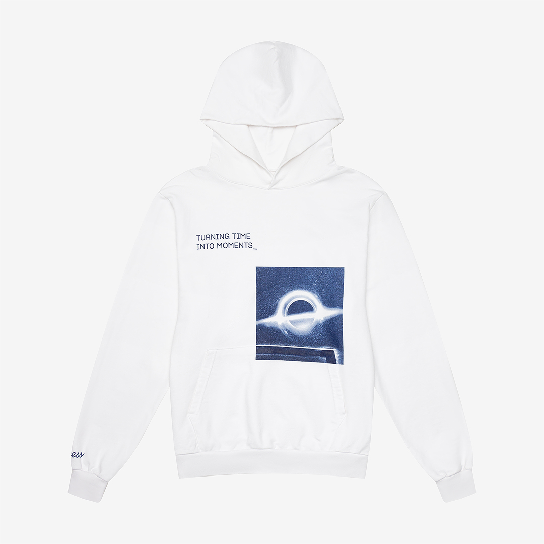 White Recess hoodie