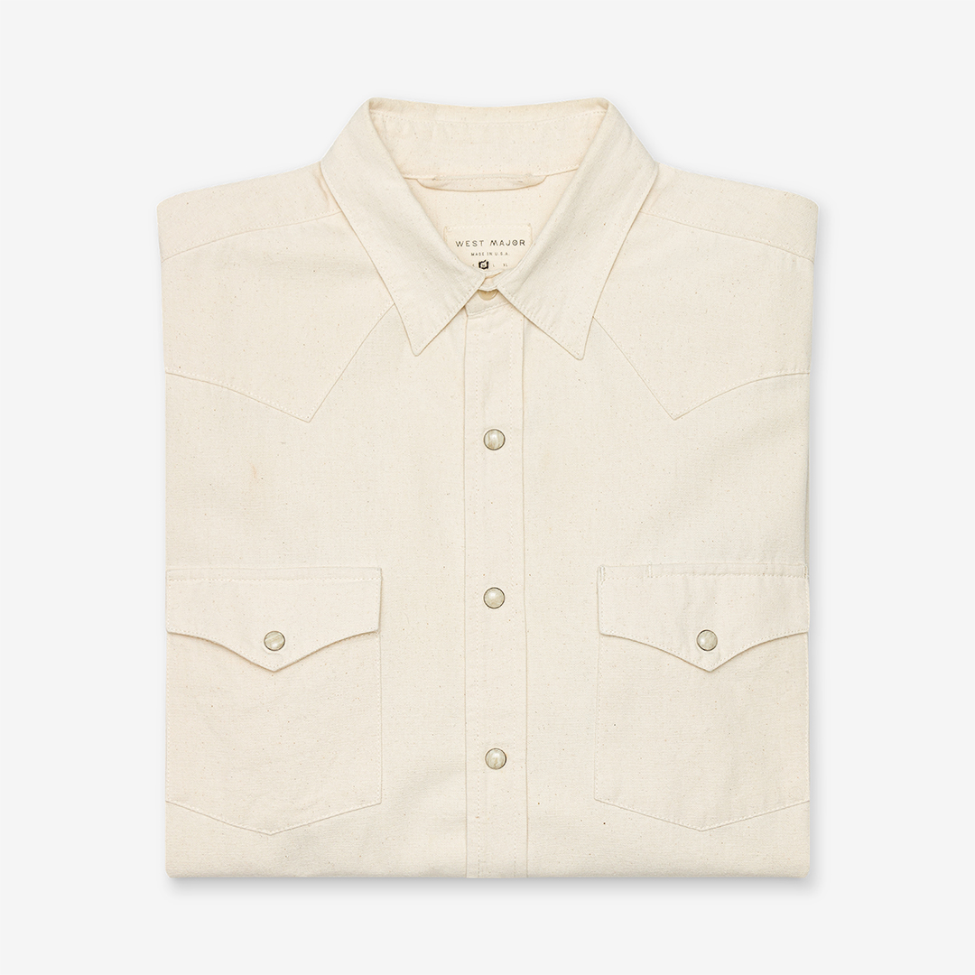 Folded shirt product image