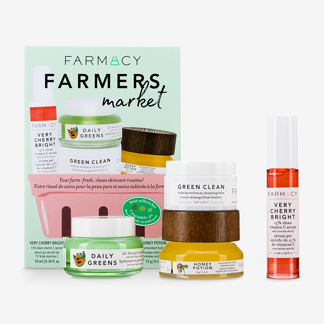 Farmacy beauty farmers market kit