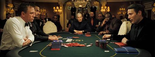 Casino Royale Poker Game
