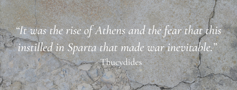 Quote from Thucydides