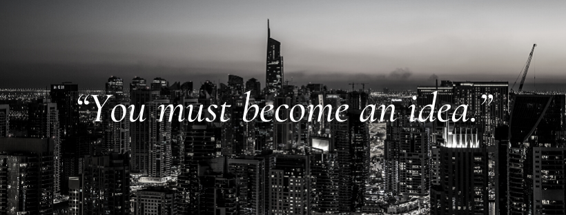 Ra's Al Ghul Quote: You must become an idea