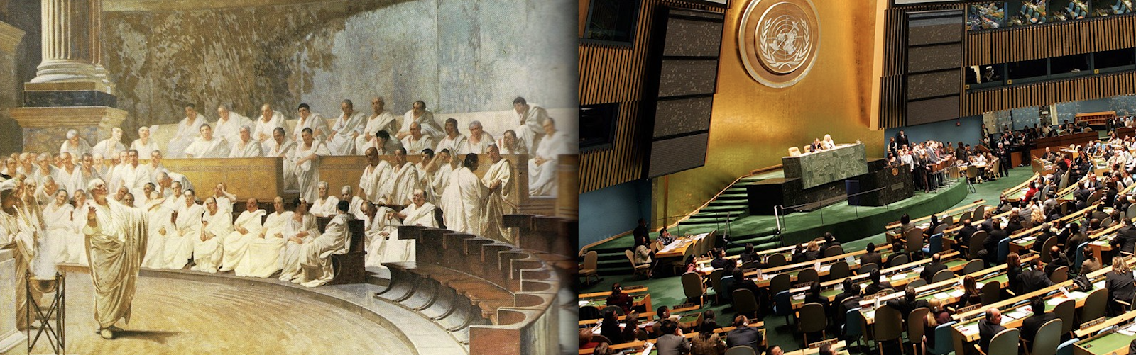 Ancient Greek and modern democracy
