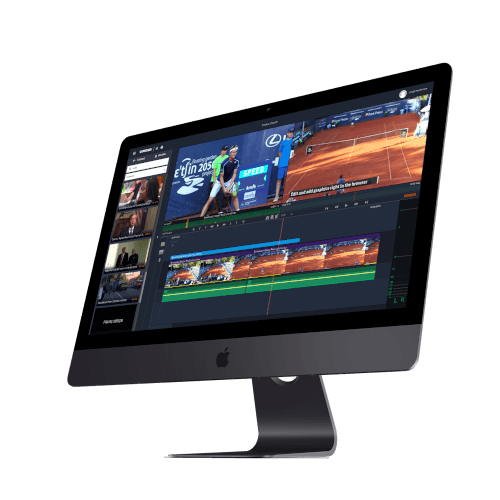 Vimond IO Cloud Video Editor