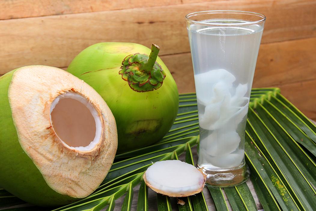 Água de coco emagrece?