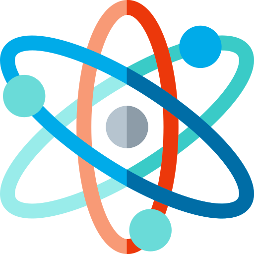 atom cartoon image