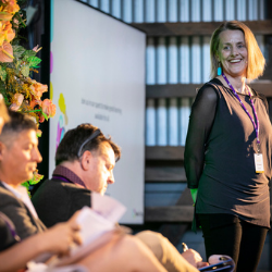 Exposure and networking - image from Be MPowered 2019