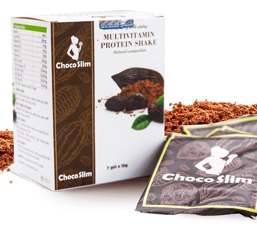 Thuốc giảm mỡ bụng hiệu quả nhất – Chocoslim