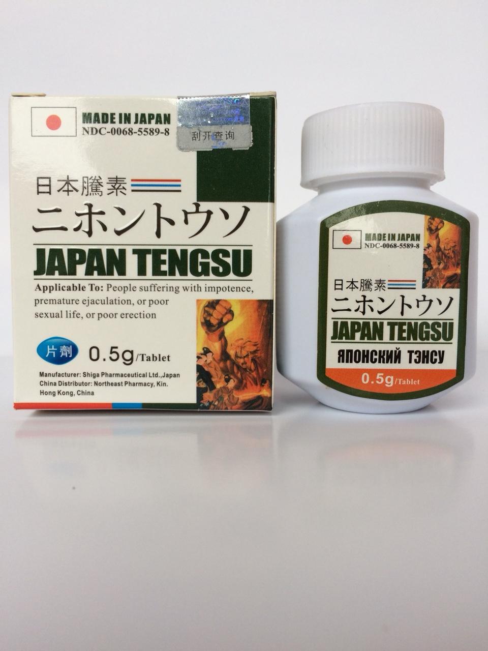 Japan Tengsu Chính Hãng Giá Tốt - Nhà Thuốc Minh Hương