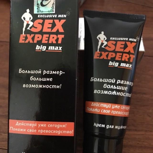 hàng có tem chính hãng) SEX EXPERT BIG MAX Gel tăng kích thước dương vật  giảm chỉ còn 200,000 đ