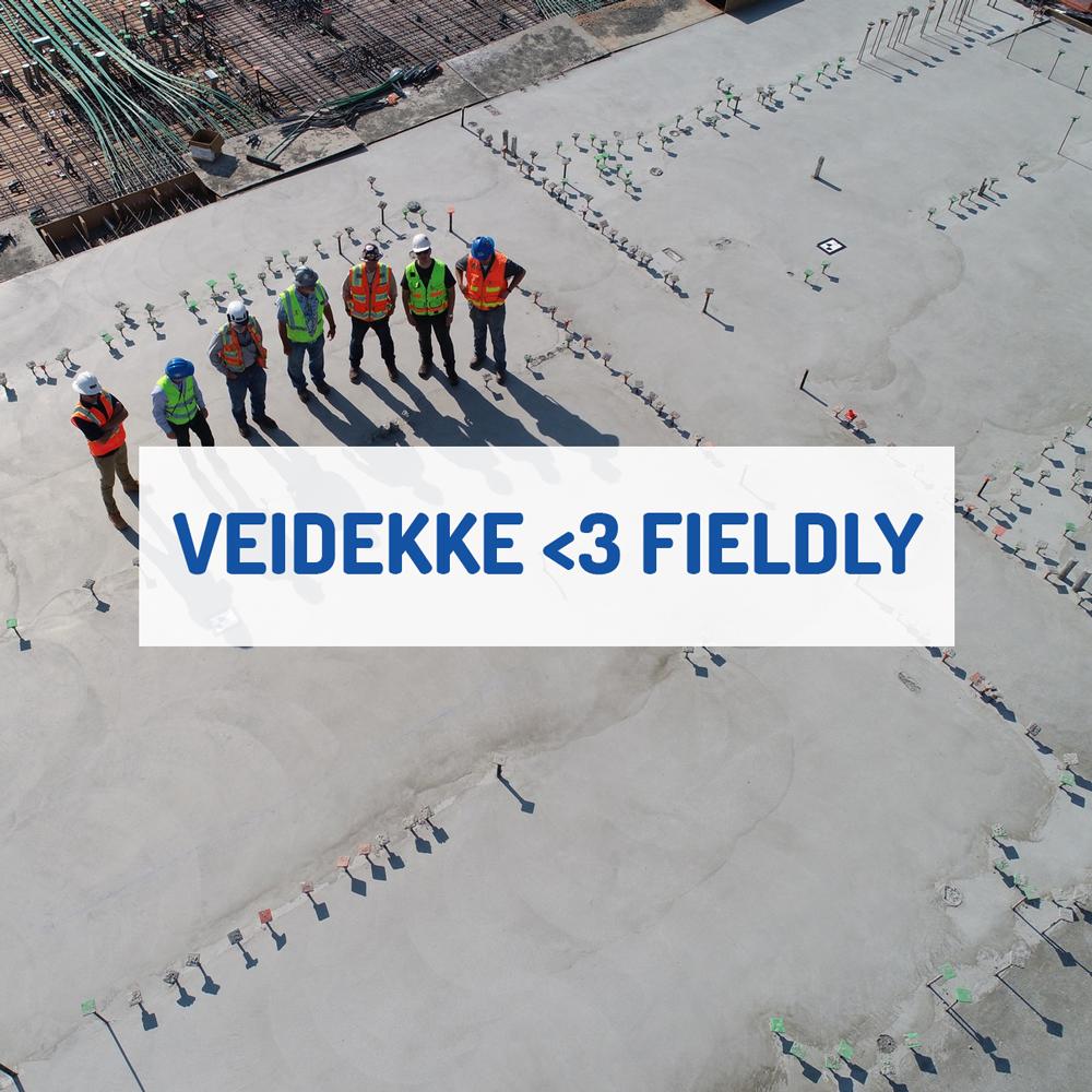 Sparar en timme om dagen per medarbetare med Fieldly