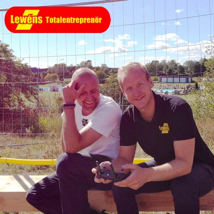 """Viktor Klingberg, Lewéns Totalentreprenör: """"Nästan inga byggföretag gör sitt jobb väldigt bra"""""""