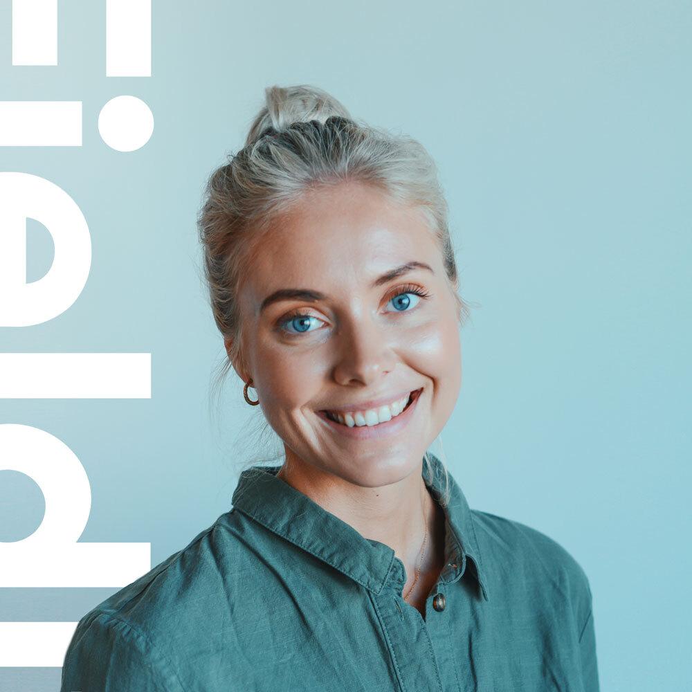 Säg hej till Linnéa Ivarsson - Fieldlys eminenta Content Marketer!