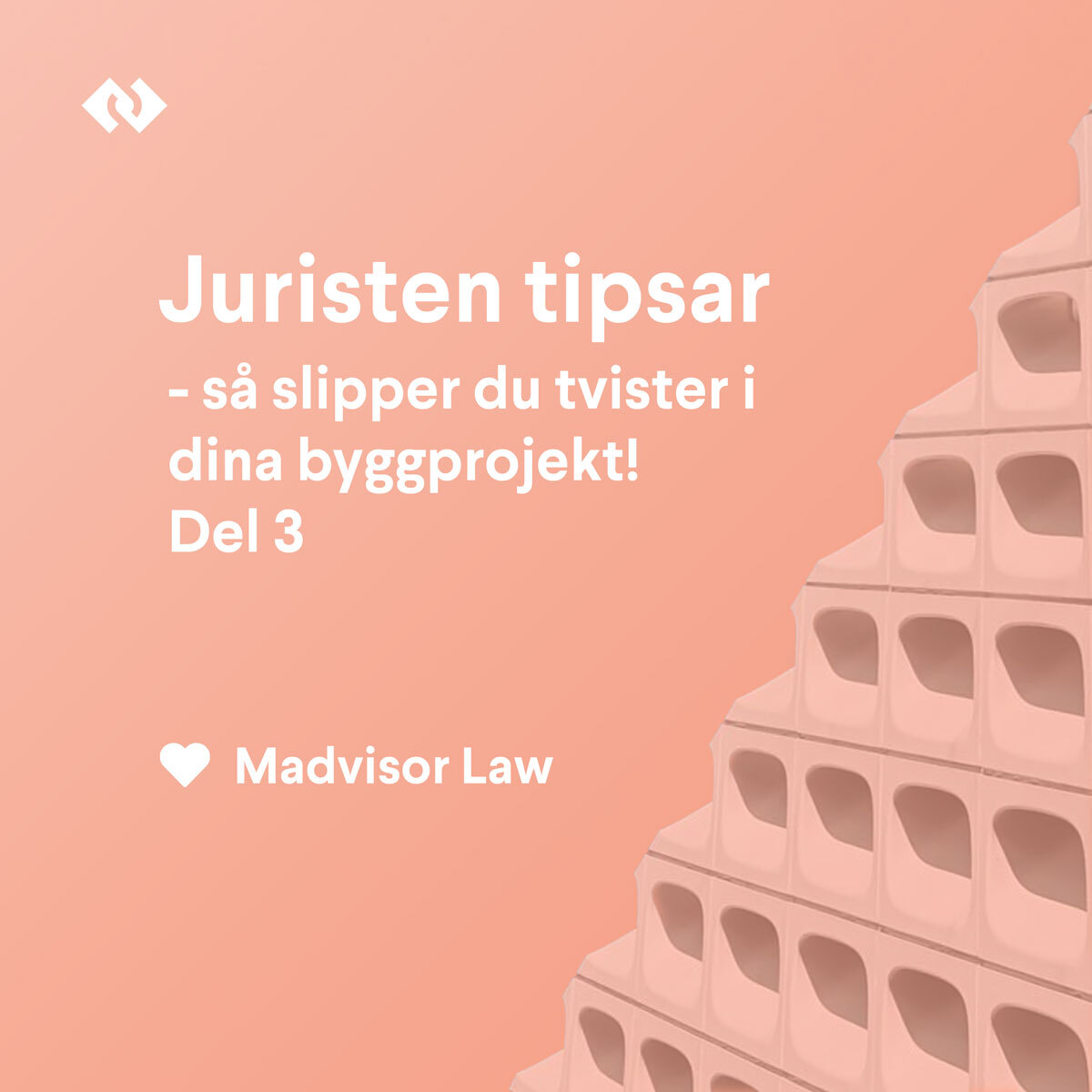 Juristen tipsar - så undviker du tvister i dina byggprojekt! Del 3