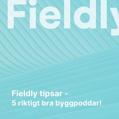 Fieldly tipsar - 5 riktigt bra byggpoddar!