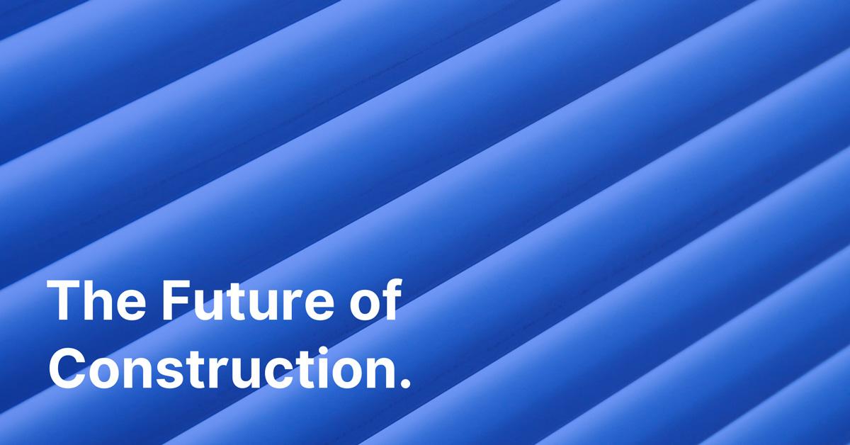 3 trender att hålla koll på - Nytt möter gammalt i framtidens byggbransch!