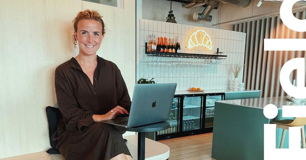 Säg hej till Karin Höckert - mångsysslaren och glädjespridaren som drivs av viljan att skapa slagkraftigt innehåll!