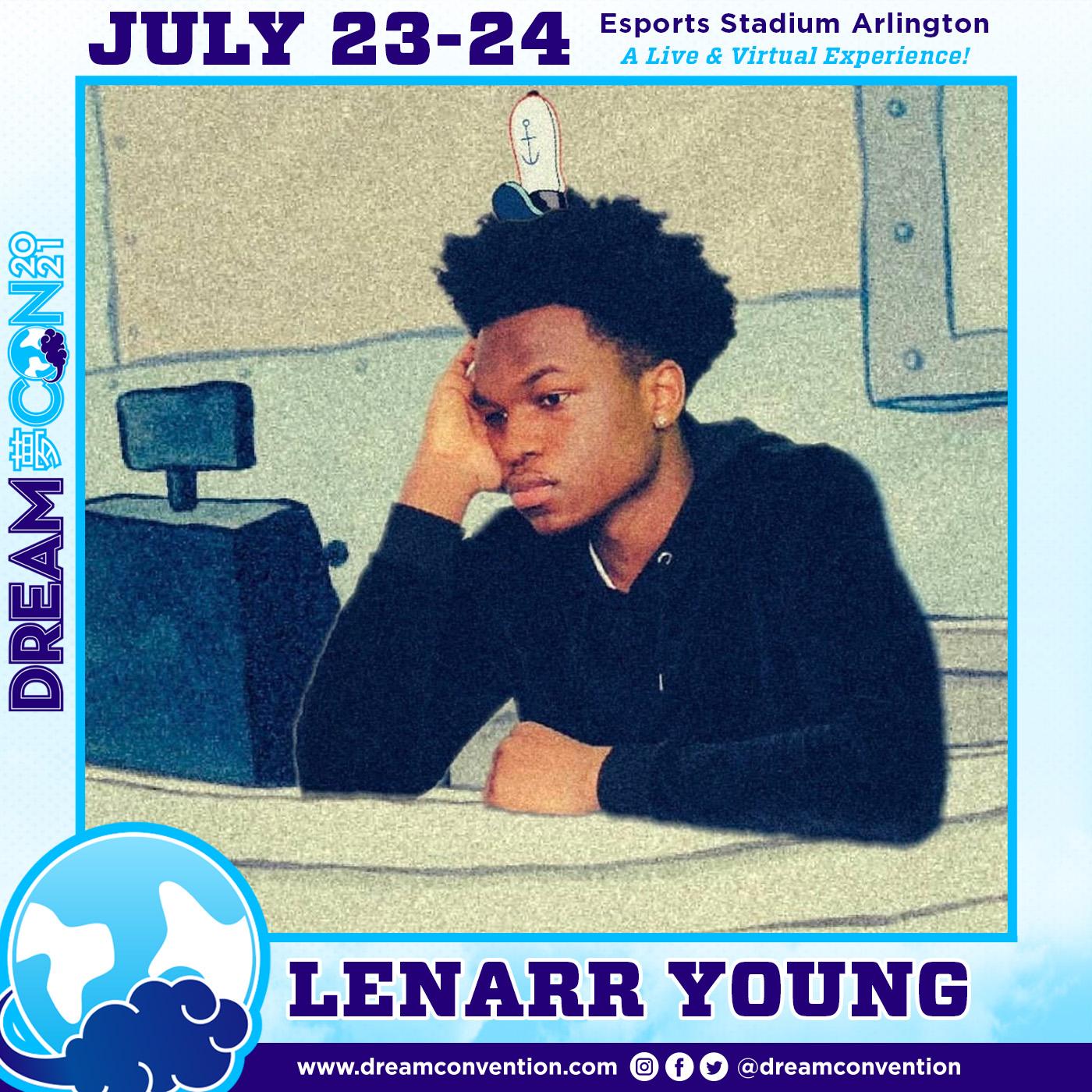 Lenarr Young