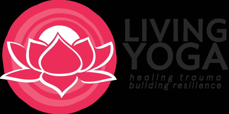 Living Yoga charity logo