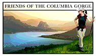 Friends of the Columbia Gorge charity logo
