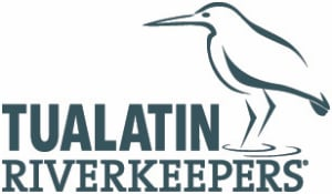 Tualatin Riverkeepers charity logo