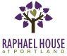 Raphael House charity logo