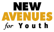 New Avenues for Youth charity logo