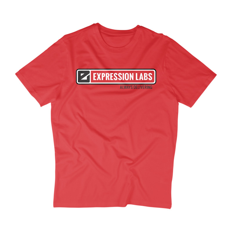 Two Colour Shirt Design Using The Shirt Colour Creatively As A Third Colour
