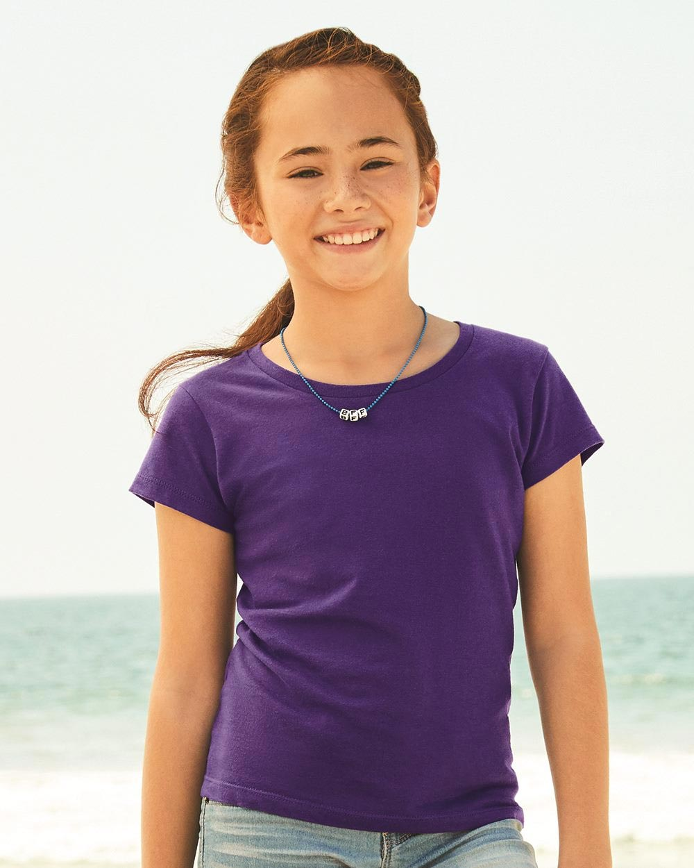 Alstyle 3362 - Girls' Ultimate T-Shirt