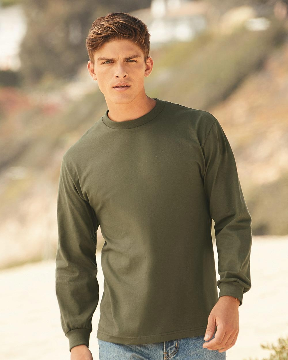 Alstyle 1304 - Classic Long Sleeve T-Shirt