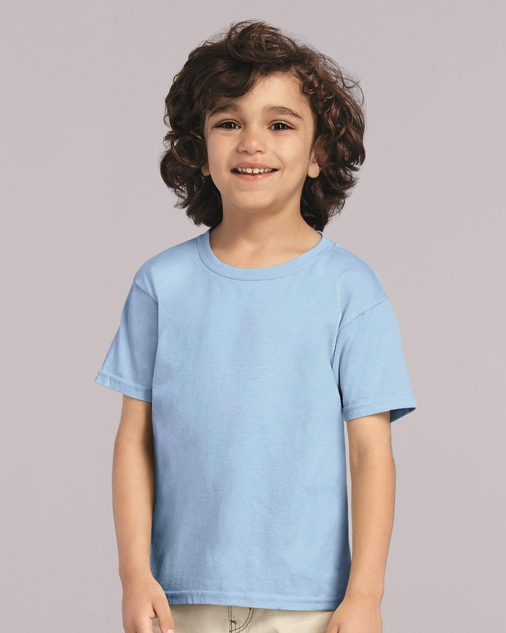 Gildan 5100P - Heavy Cotton Toddler T-Shirt