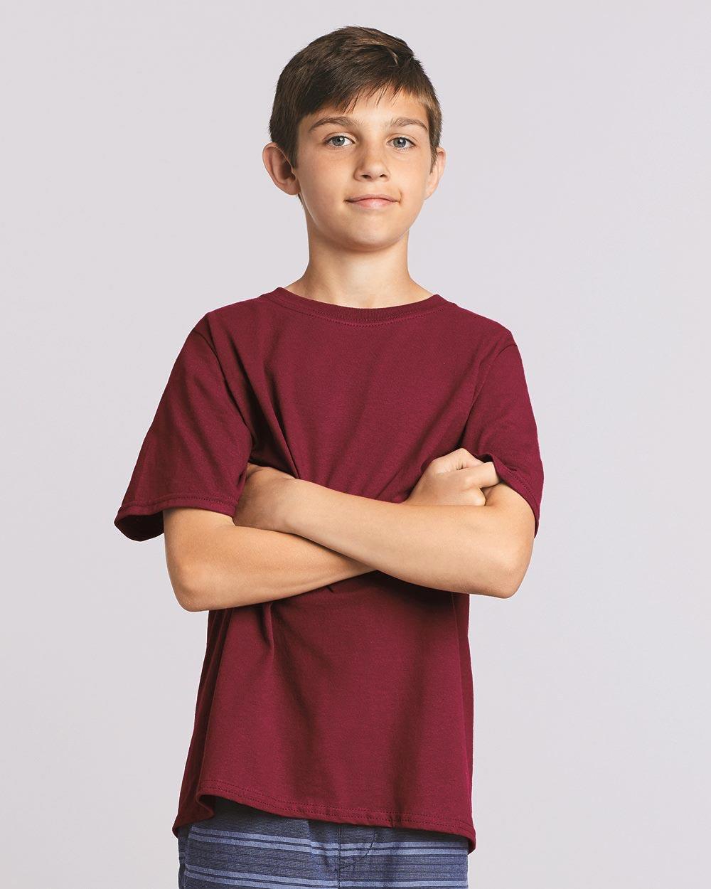 Gildan 5000B - Heavy Cotton Youth T-Shirt