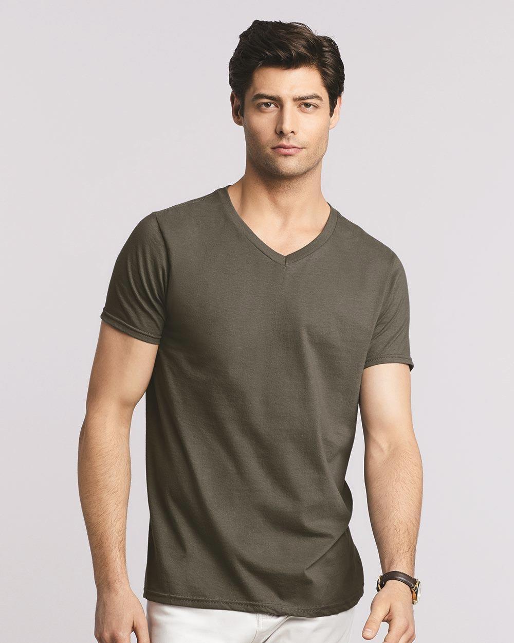 Gildan 64V00 - Softsyle V-Neck T-Shirt