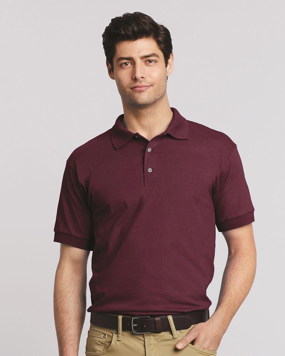 Gildan 2800 - Ultra Cotton Jersey Sport Shirt