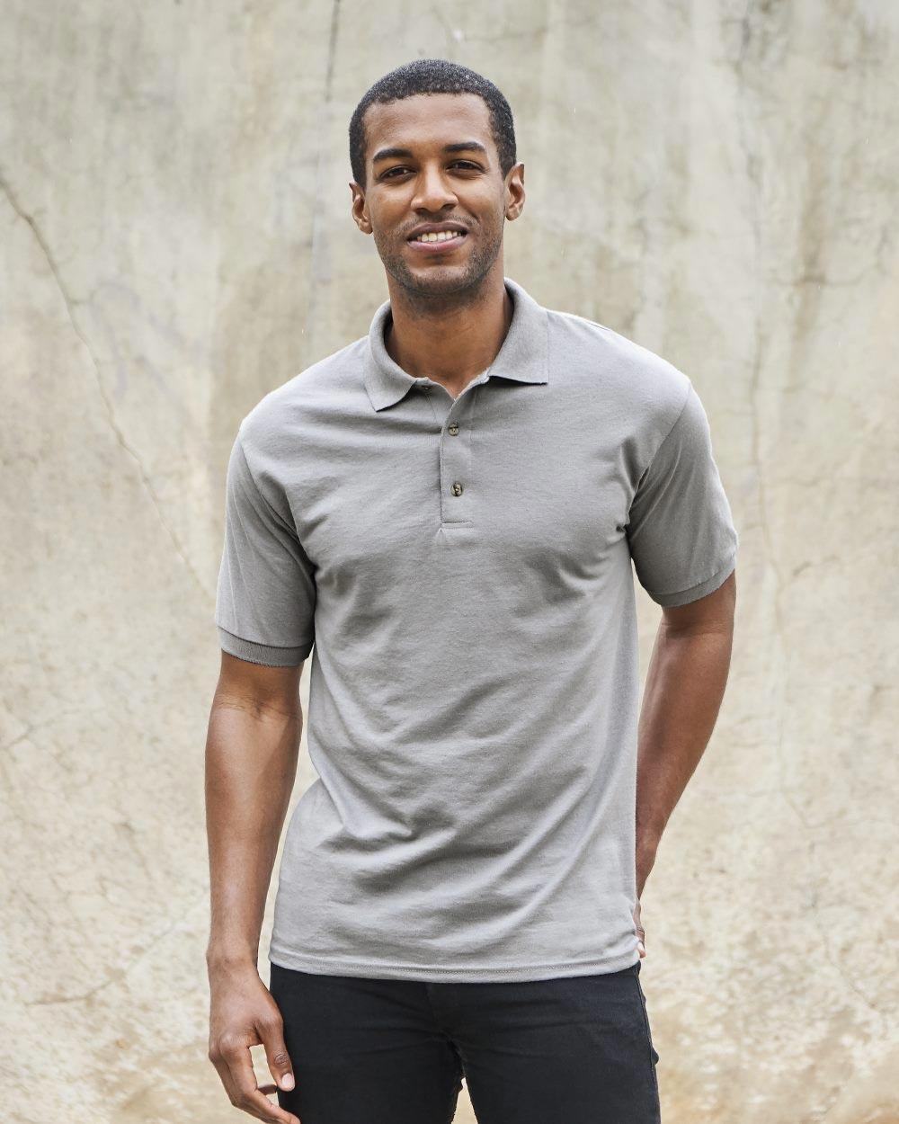 Gildan 8800 - DryBlend Jersey Sport Shirt