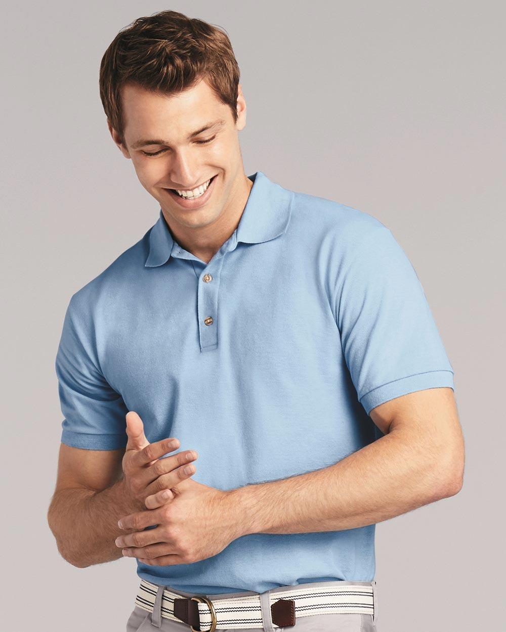 Gildan 3800 - Ultra Cotton Pique Sport Shirt