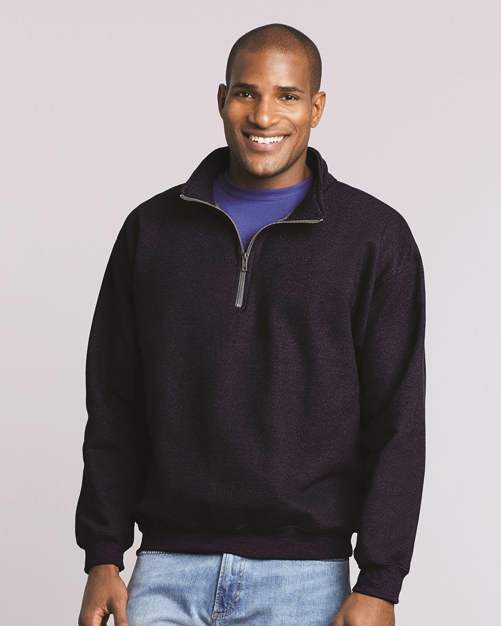 Gildan 18800 - Heavy Blend Vintage Quarter-Zip Sweatshirt