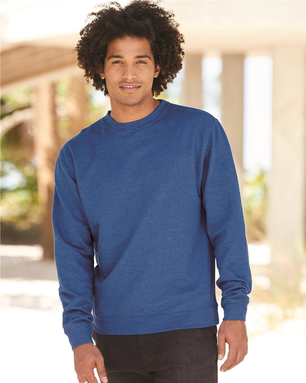 Independent Trading Co. SS3000 - Midweight Crewneck Sweatshirt