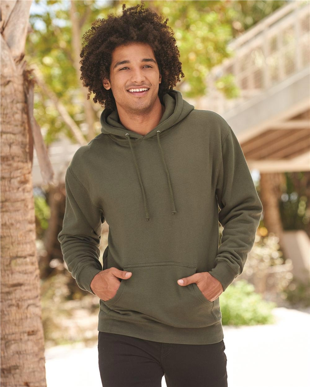 Independent Trading Co. IND4000 - Heavyweight Hooded Sweatshirt