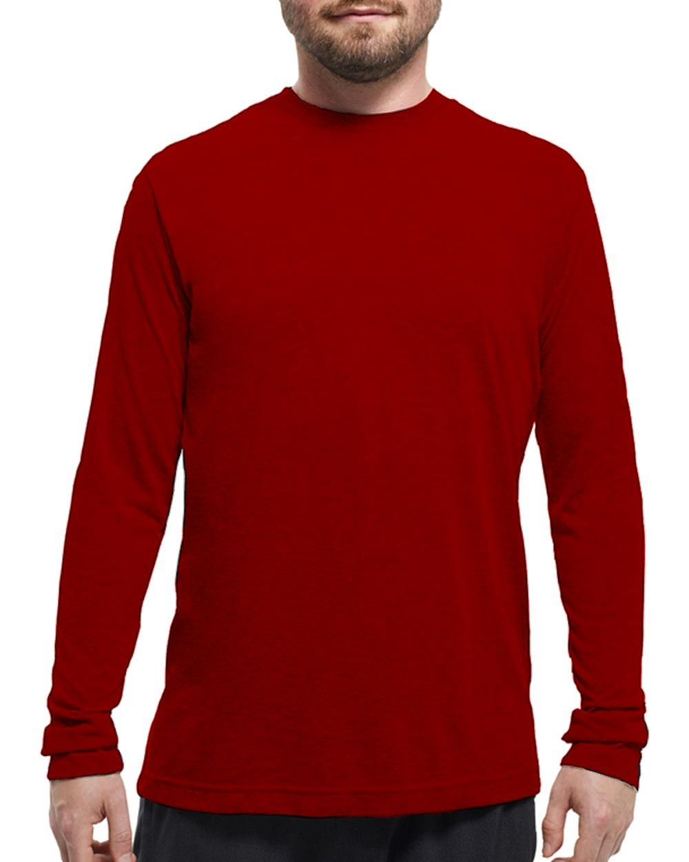 M&O Knits 4820 - Gold Soft Touch Long Sleeve T-Shirt