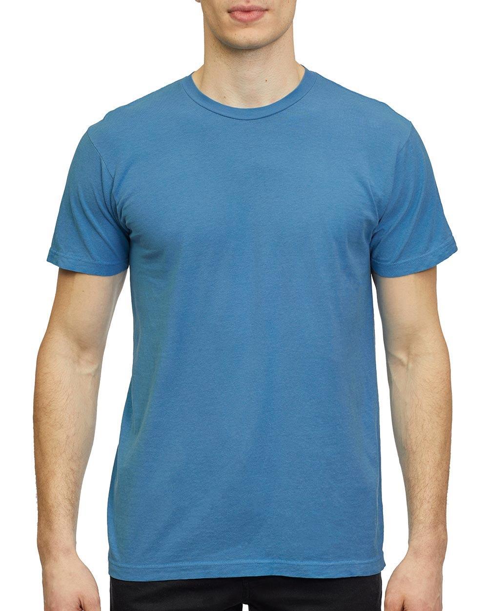 M&O Knits 6500M - Unisex Vintage Garment-Dyed T-Shirt