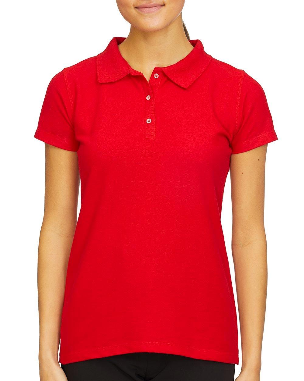 M&O Knits 7007 - Women's Soft Touch Sport Shirt